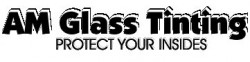 AM Glass Tinting logo