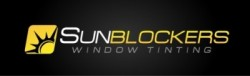 SunBlockers Window Tinting logo