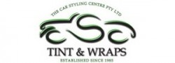 CSC Tint and Wraps logo