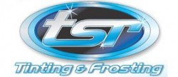 TSR Tinting and Frosting logo