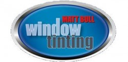 Matt Bull Window Tinting logo