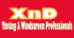 XnD Tinting and Windscreen Professionals logo