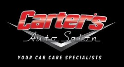 Carters Auto Salon logo