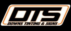 Downs Window Tinting & Signs logo